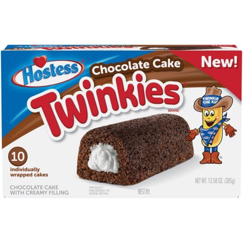 Hostess Chocolate Cake Twinkie (10 ct.)