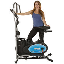 ProGear 400LS 2 in 1 Air Elliptical and Exercise Bike
