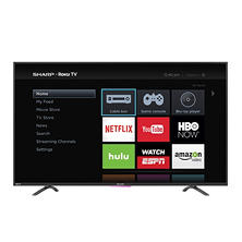 "Sharp 43"" Class 1080p HDTV with Roku - LC-43N4000U"