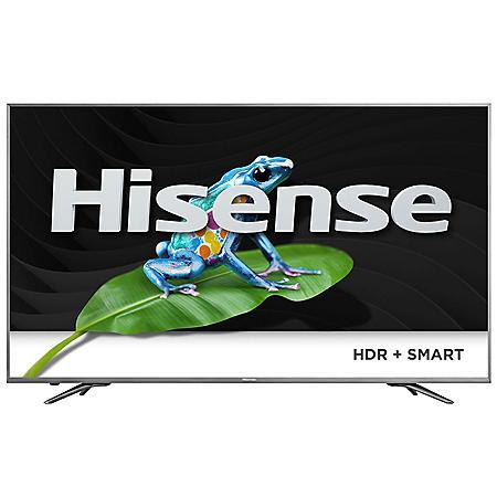 """Hisense 55"""" Class Premium 4K HDR Wide Color Gamut Smart TV - 55H9D"""