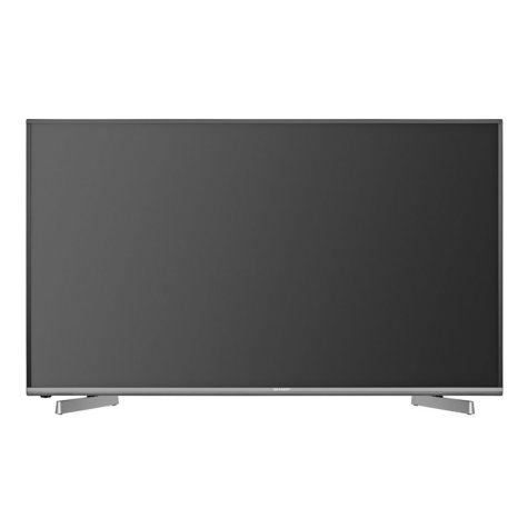 "Sharp 50"" Class 1080p Smart TV - LC-50P5000U"