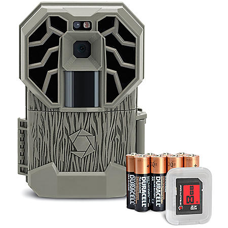 StealthCam G26NG PRO Trail Camera with 8GB SD Card & Batteries