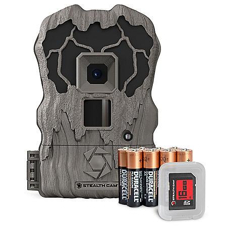 QV16 Camera - Batteries & 16GB Combo