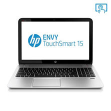 "HP ENVY 15-j170us 15.6"" Touchscreen Laptop Notebook, AMD A10-5750M, 8GB Memory, 1TB Hard Drive"
