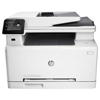 hp color laserjet pro mfp m277dw copy fax print scan sam 39 s club. Black Bedroom Furniture Sets. Home Design Ideas