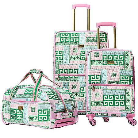 Macbeth PrepSet 3-Piece Luggage Set