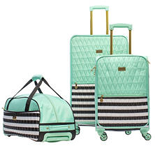 Macbeth Madison 3-Piece Luggage Set