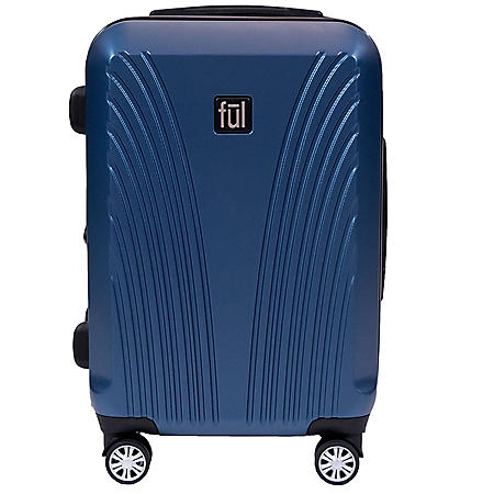 "Ful Curve Expandable 21"" Spinner Suitcase"