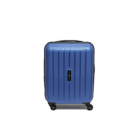FUL Pure 21 Inch Carry-On Rolling Suitcase