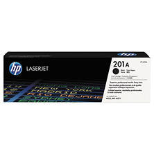 HP 201A Original Laser Jet Toner Cartridge, Color (1,500 Page Yield)