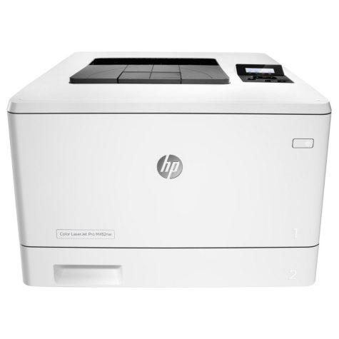 HP - Color LaserJet Pro M452nw Laser Printer