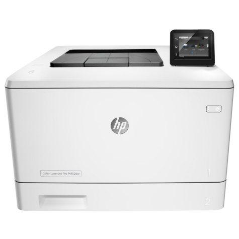 HP - Color LaserJet Pro M452dw Laser Printer