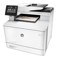 HP - Color LaserJet Pro MFP M477fnw - Copy/Fax/Print/Scan