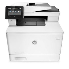 HP - Color LaserJet Pro MFP M477fdn -  Copy/Fax/Print/Scan