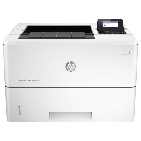 HP - LaserJet Enterprise M506n Laser Printer