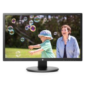 "HP 24uh 24"" LED Backlit Monitor"