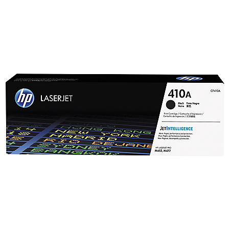 HP 410A Original LaserJet Toner Cartridge, Select Color