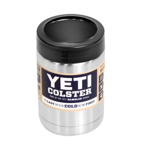 YETI Colster Metal Koozie