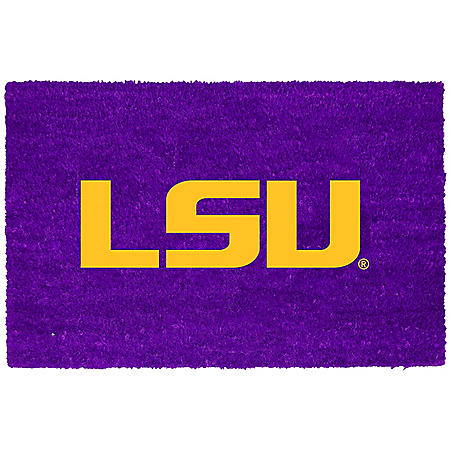 Licensed Door Mat - Louisiana State