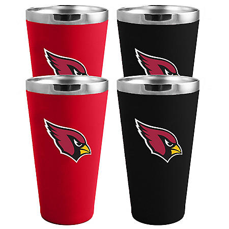 NFL 16 oz. Tumbler 4 Pack  - Choose your Team