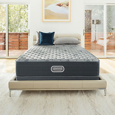 Beautyrest Silver Charcoal Coast Extra Firm California King Mattress