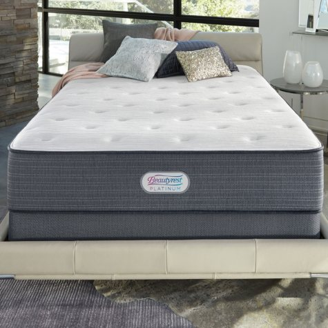 Beautyrest Platinum Spring Grove Plush Queen Mattress