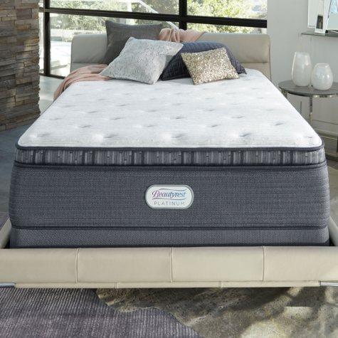 Beautyrest Platinum Spring Grove Luxury Firm Pillowtop Queen Mattress