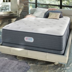Beautyrest Platinum Spring Grove Plush King Mattress Set