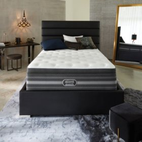 Beautyrest Black Special Edition Christabel Ultimate Plush Pillowtop Queen Mattress Set