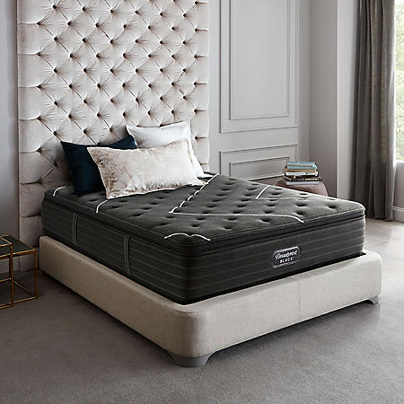 Beautyrest Black K-Class Firm Pillowtop King Mattress Set