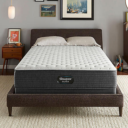 Beautyrest Silver Kayden California King Extra Firm Mattress Set