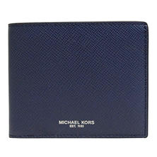 Harrison Leather Wallet by Michael Kors