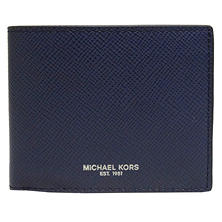 Harrison Slim Leather Wallet by Michael Kors