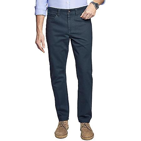Weatherproof 5-Pocket Twill Pant