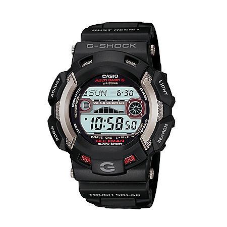 Casio Gulfman Solar G-Shock Watch