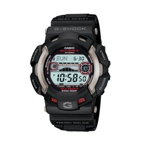 Casio Gulfman Solar G-Shock Watch