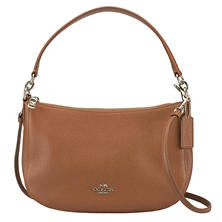 Women's Chelsea Crossbody Leather Handbag by COACH