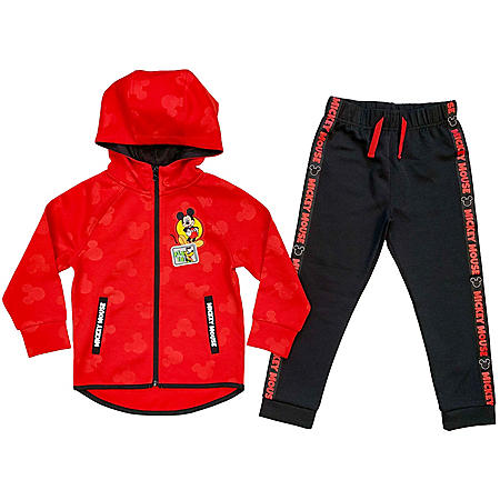Boy's Character 2-Piece Active Set (Various Styles)