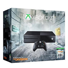 Xbox One 1TB Console Bundle with Tom Clancy's The Division