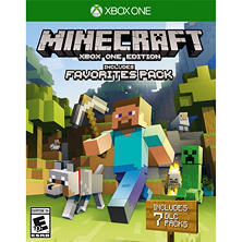 Minecraft Fan Favorites - Xbox One