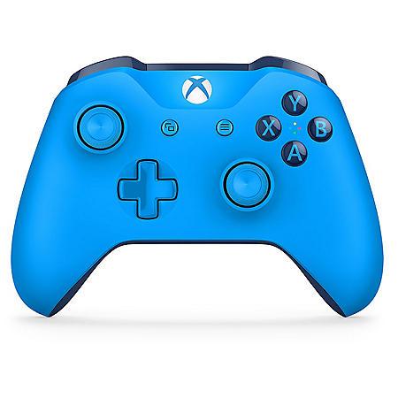 Microsoft Xbox One Wireless Controller, Blue