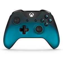 Xbox One Ocean Shadow Controller