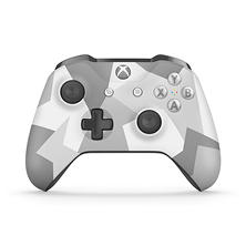 Xbox One Winter Forces Controller