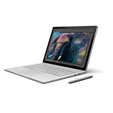 "Surface Book Bundle: Touchscreen 13.5"" Device with Intel Core i5 Processor, 8GB Memory, 128GB SSD Hard Drive, Surface Pen, Surface Dock"