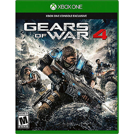 Gears Of War 4 - ONE