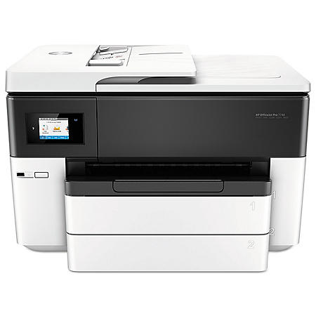 HP OfficeJet Pro 7740 All-in-One Printer, Copy/Fax/Print/Scan