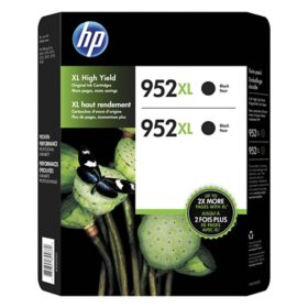 HP 952XL (N9K29BN) High-Yield Black Original Ink Cartridge