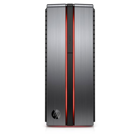 HP ENVY Phoenix 860-121 Desktop, Intel Core i7-6700, 16GB RAM, 2TB HDD, 128GB SSD, NVIDIA GeForce GTX 970, Windows 10 Home, Black