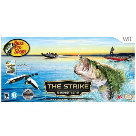 Bass Pro Shops: The Strike Bundle - Wii