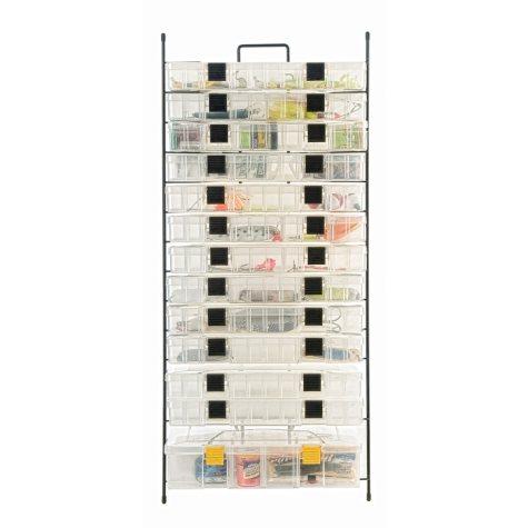 Large Utility Wire Box Organizer - Modular or Mounted